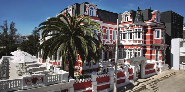 Chile - Santiago -Vina del Mar & Valparaiso - Palacio Astoreca - Overview