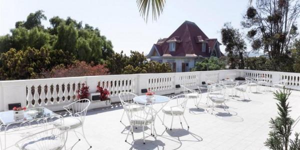 Chile - Santiago -Vina del Mar & Valparaiso - Palacio Astoreca - Restaurant