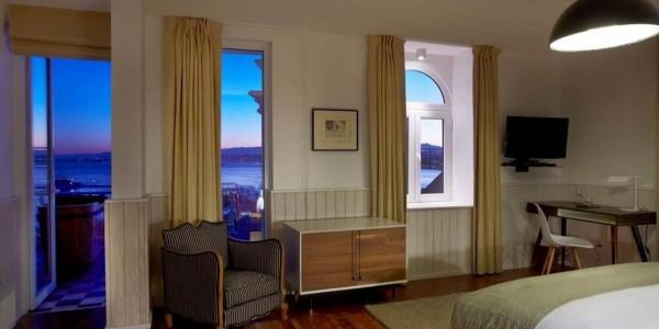 Chile - Santiago -Vina del Mar & Valparaiso - Palacio Astoreca - Room2
