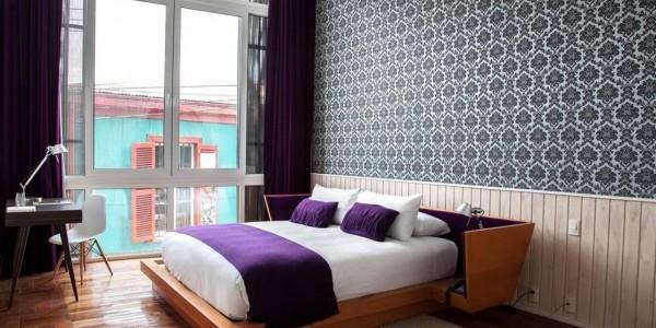 Chile - Santiago -Vina del Mar & Valparaiso - Palacio Astoreca - Room3