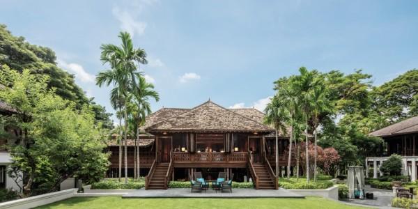 Thailand - 137 Pillars - The House