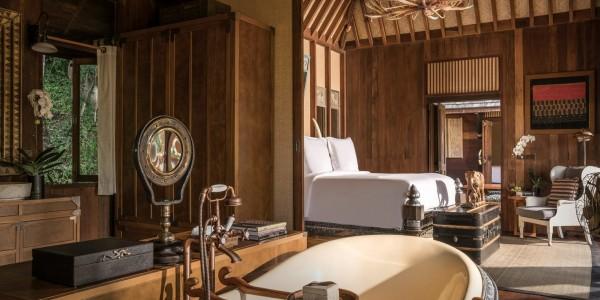Thailand - Four Seasons Tented Camp - Explorers Lodge