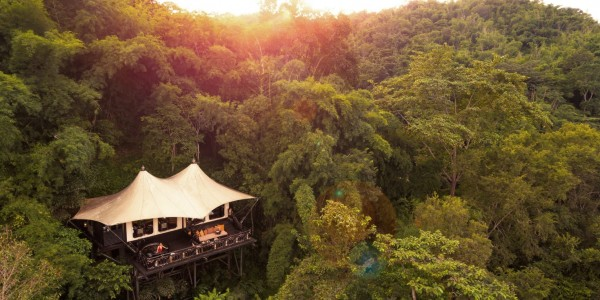 Thailand - Four Seasons Tented Camp - Overview