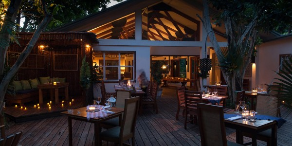 Belize - Cayo District - Ka'ana Boutique Resort and Spa - Restaurant