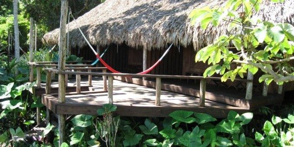 Belize - Orange Walk - Lamanai - Lodge