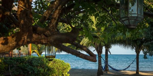 Belize - Placencia - Turtle Inn - Beach