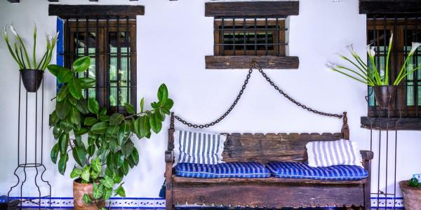 Guatemala - Antigua - Casa Encantada - Exterior