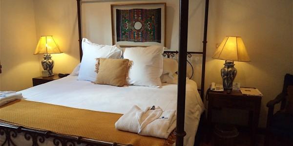 Guatemala - Antigua - Casa Encantada - Room