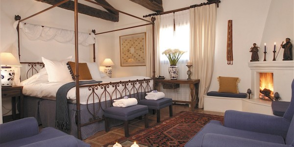 Guatemala - Antigua - Casa Encantada - Room2