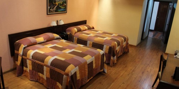 Guatemala - Chichi and San Francisco Markets - Bonifaz Hotel - Room