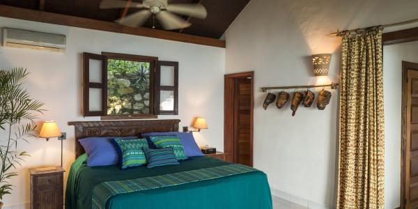 Guatemala - Flores & Tikal - La Lancha - Room