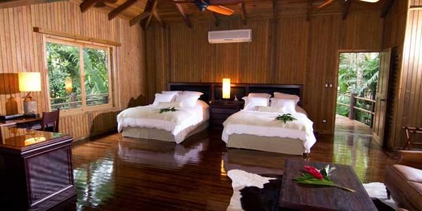 Guatemala - Flores & Tikal - Las Lagunas Hotel - Room