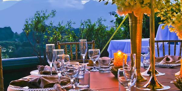 Guatemala - Guatemala City - Visa Real Hotel - Restaurant
