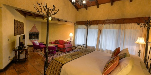 Guatemala - Lake Atitlan - Lake Atitlan Hotel - Room