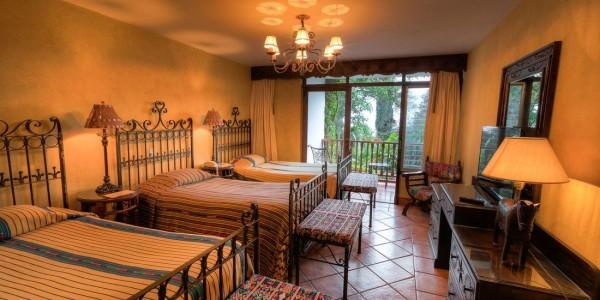 Guatemala - Lake Atitlan - Lake Atitlan Hotel - Room2