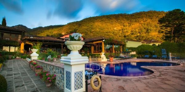 Guatemala - Lake Atitlan - Lake Atitlan Hotel - View