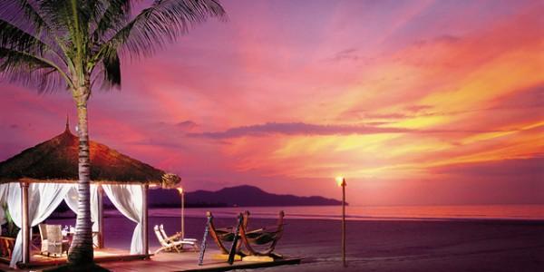 Sunset Rasa Ria