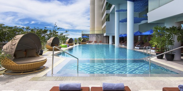 Le Meridien Kota Kinabalu