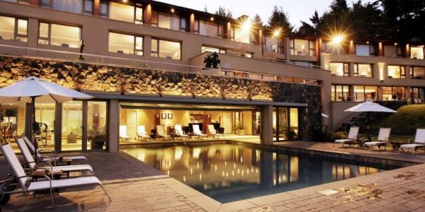 AR - Bariloche - El Casco Art Hotel - Pool