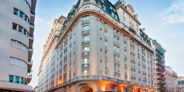 AR - Buenos Aires - Alvear Palace - Hotel overview