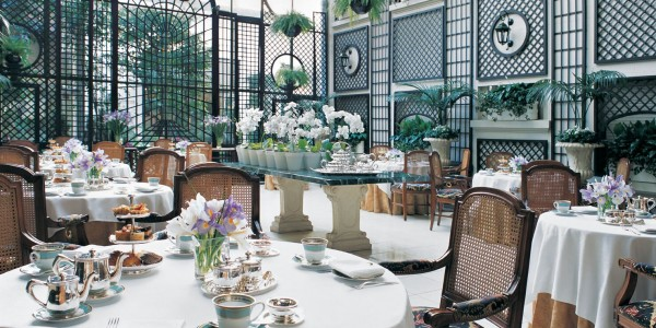 AR - Buenos Aires - Alvear Palace - Jardin d'Hiver