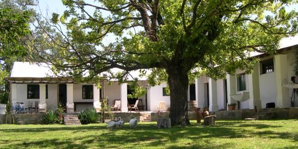AR - Estancias - Estancia Los Potreros - Main House