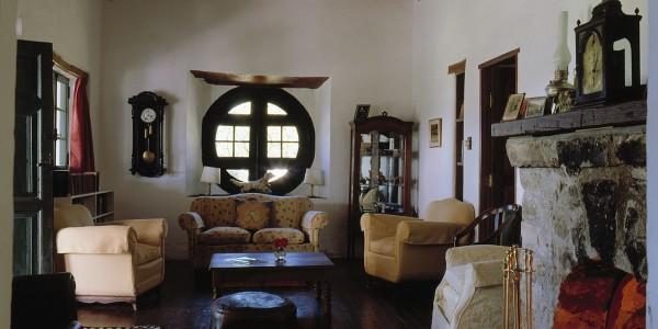 AR - Estancias - Estancia Los Potreros - Sitting Room