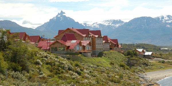 AR - Ushuaia - Los Cauquenes - Hotel overview