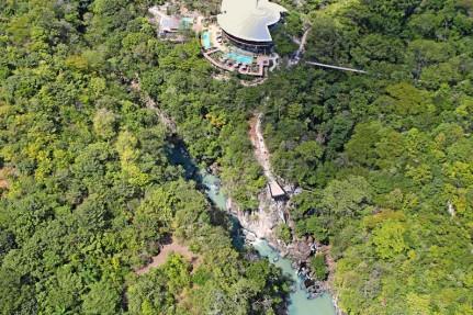 Costa Rica - Rincon de la Vieja - Rio Perdido - Overview2