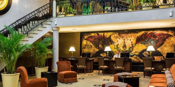 Cuba - Havana - Saratoga - Lobby