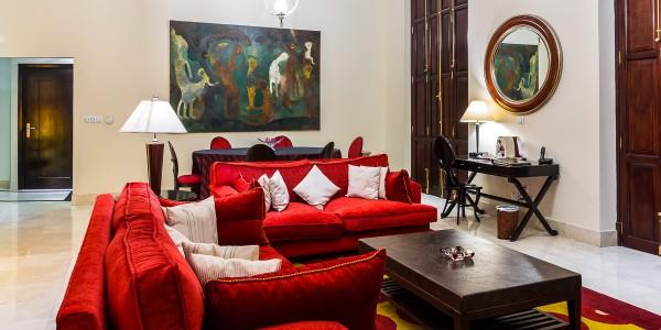 Cuba - Havana - Saratoga - Room2