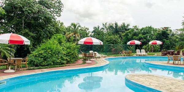 Cuba - Pinar del Rio - La Moka - Pool