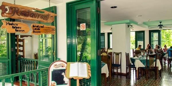 Cuba - Pinar del Rio - La Moka - Restaurant