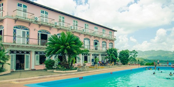 Cuba - Pinar del Rio - Los Jazmines - Pool