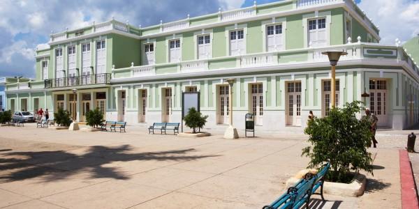 Cuba - Trinidad - Iberostar Grand Hotel - Overview