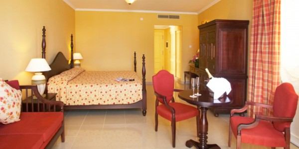 Cuba - Trinidad - Iberostar Grand Hotel - Room