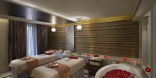 India - Agra & the Taj Mahal - ITC Mughal - 11 Spa Suite Treatment Room