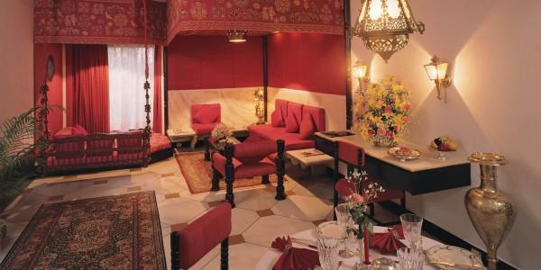India - Agra & the Taj Mahal - ITC Mughal - 12 Raja Mansingh Suite