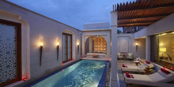 India - Agra & the Taj Mahal - ITC Mughal - Plunge Pool