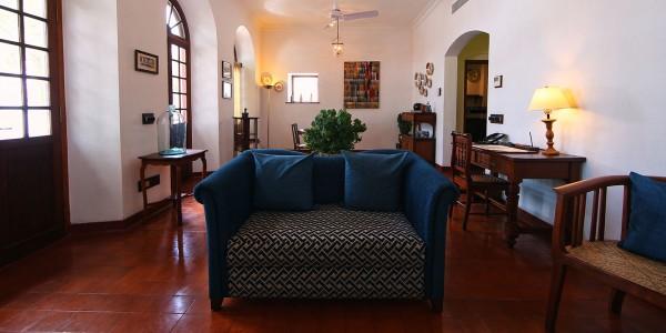 India - Cochin - Brunton Boatyard Hotel - CGH Earth - Deluxe Room