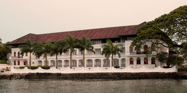 India - Cochin - Brunton Boatyard Hotel - CGH Earth - Overview