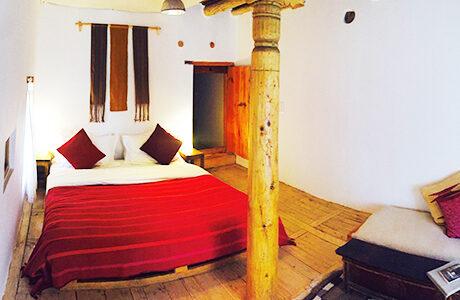 India - Ladakh - Nimmu House - Room
