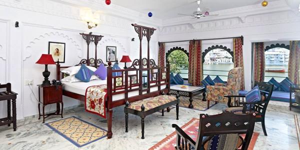 India - Rajasthan - Amit Haveli - Room