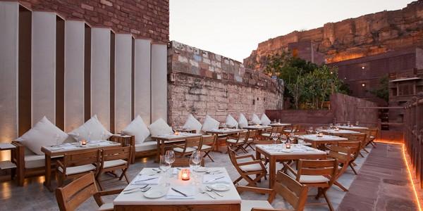 India - Rajasthan - Raas - Restaurant