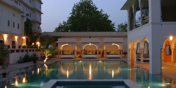 India - Rajasthan - Samode Haveli - Spa