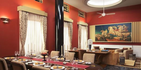 India - Rajasthan - Umaid Bhawan Palace - Maharaja Suite