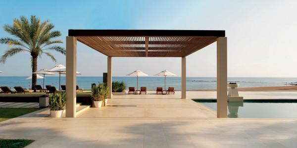 Oman - Muscat - Al Bustan Palace, A Ritz-Carlton Hotel - Outside