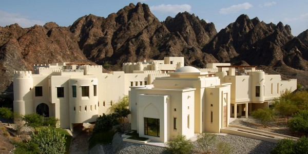 Oman - Muscat - Al Bustan Palace, A Ritz-Carlton Hotel - Overview