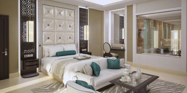 Oman - Muscat - Al Bustan Palace, A Ritz-Carlton Hotel - Suite
