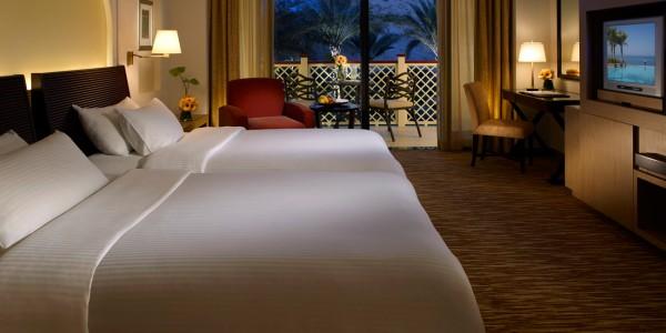 Oman - Muscat - Shangri-La Barr al Jissah - Al Bandar Deluxe Room